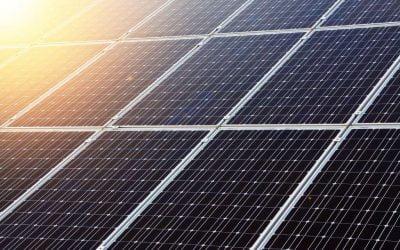 Nuevas placas solares de perovskita