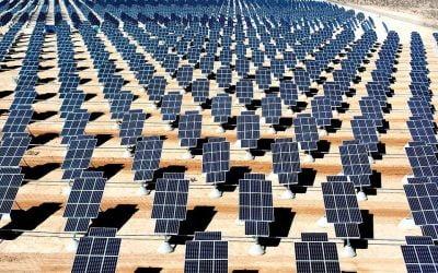 Nuevo sistema de seguidores solares