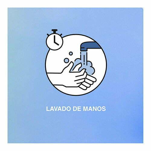Medidas de protección de Aficlima Solar ante la COVID-19: lavado de manos