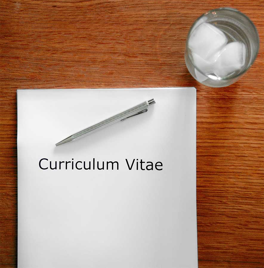 Déjanos tu CV