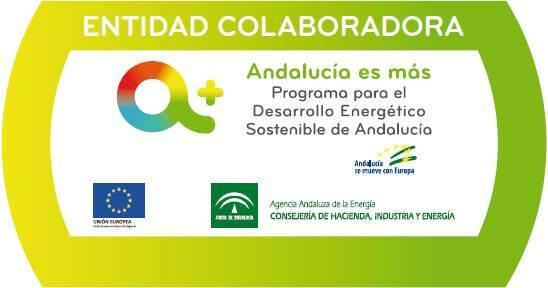 Aficlima Solar es empresa colaboradora de la Junta de Andalucía