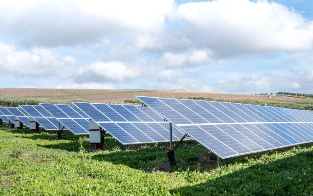 El Gobierno aprueba 124 millones de euros en subvenciones a la energía solar en Andalucía