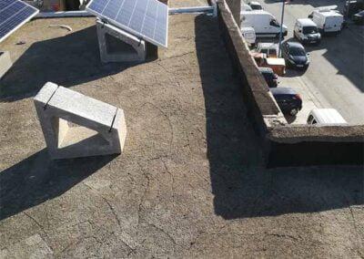 Instalación de autoconsumo de energía solar fotovoltaica en nave industrial de Naturclima en Jaén